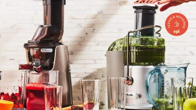 Breville Juicers - Powerful And Easy To Clean